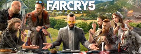 Far Cry® 5 - 孤岛惊魂® 5