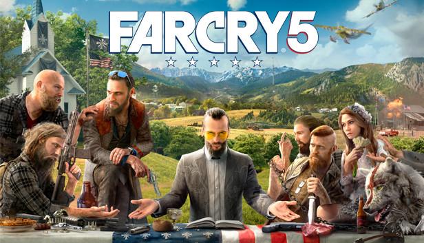 Far Cry® 5 в Steam