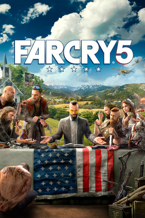 Far Cry 5 poster image on Steam Backlog