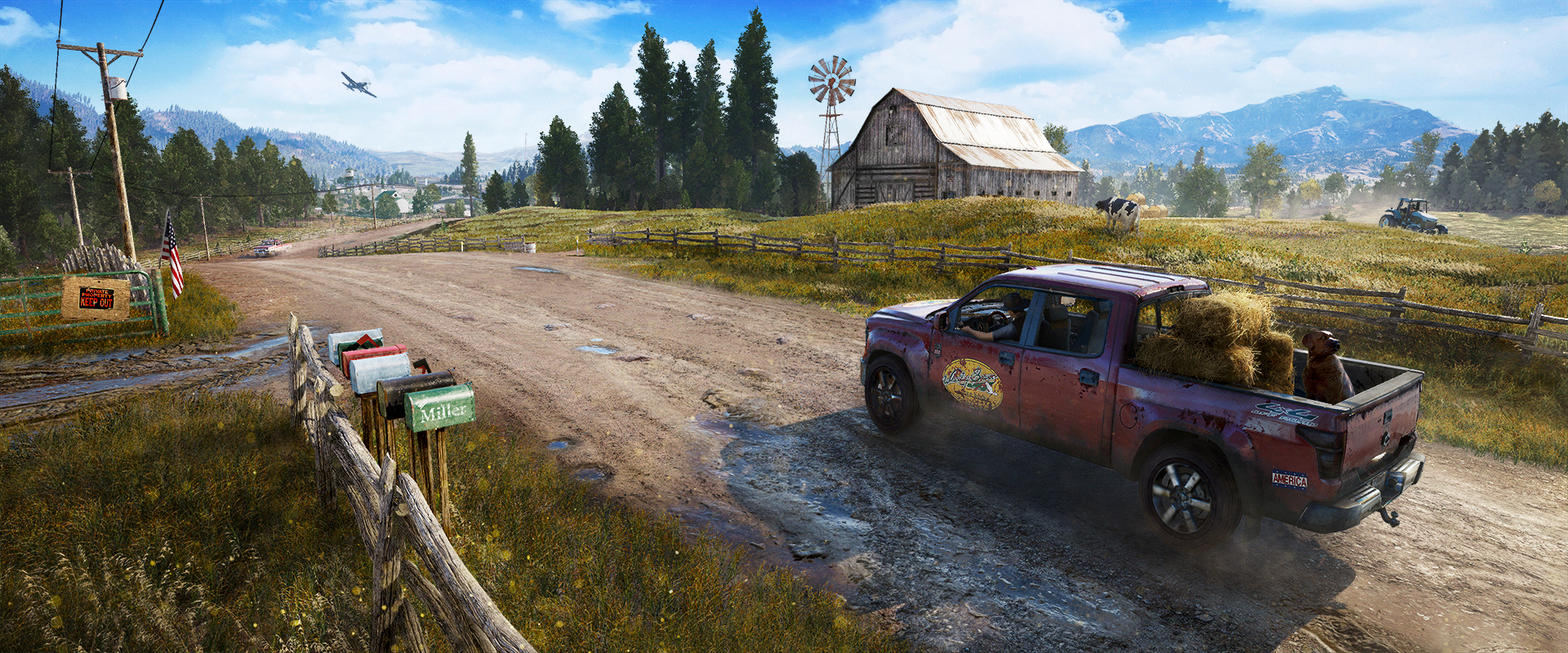 Far Cry 5 PS3 & Xbox 360 Release Details | Gameratedgames