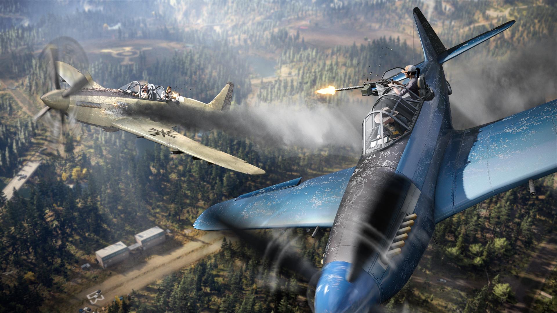 Far Cry 5: Gold Edition v1 011 Repack Corepack | GajeKompi