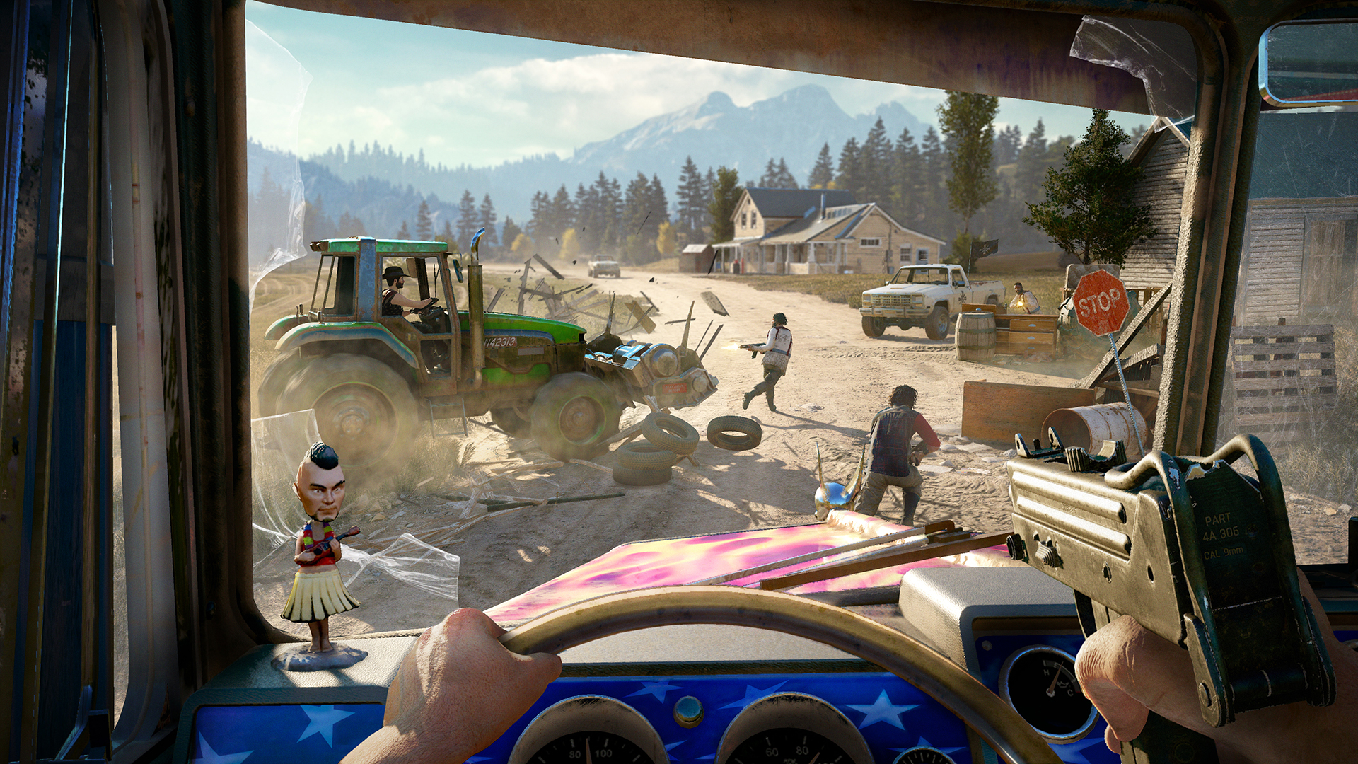 how to play far cry 5 multiplayer