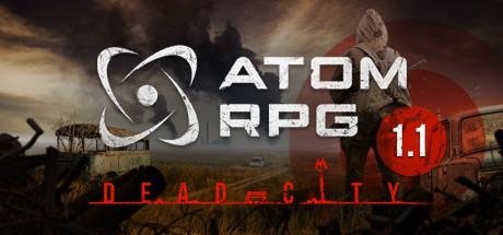 ATOM RPG Capa