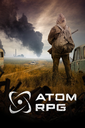 ATOM RPG: Post-apocalyptic indie game poster image on Steam Backlog