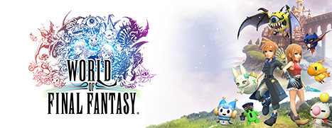 Now Available on Steam – WORLD OF FINAL FANTASY®