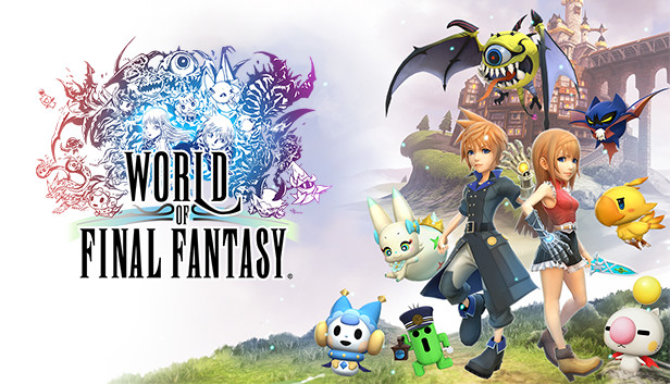 WORLD OF FINAL FANTASY® on Steam