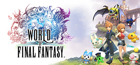 WORLD OF FINAL FANTASY MAXIMA is out now!