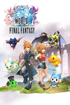 WORLD OF FINAL FANTASY poster image on Steam Backlog