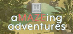 aMAZEing adventures cover art