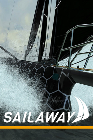 Sailaway - The Sailing Simulator poster image on Steam Backlog