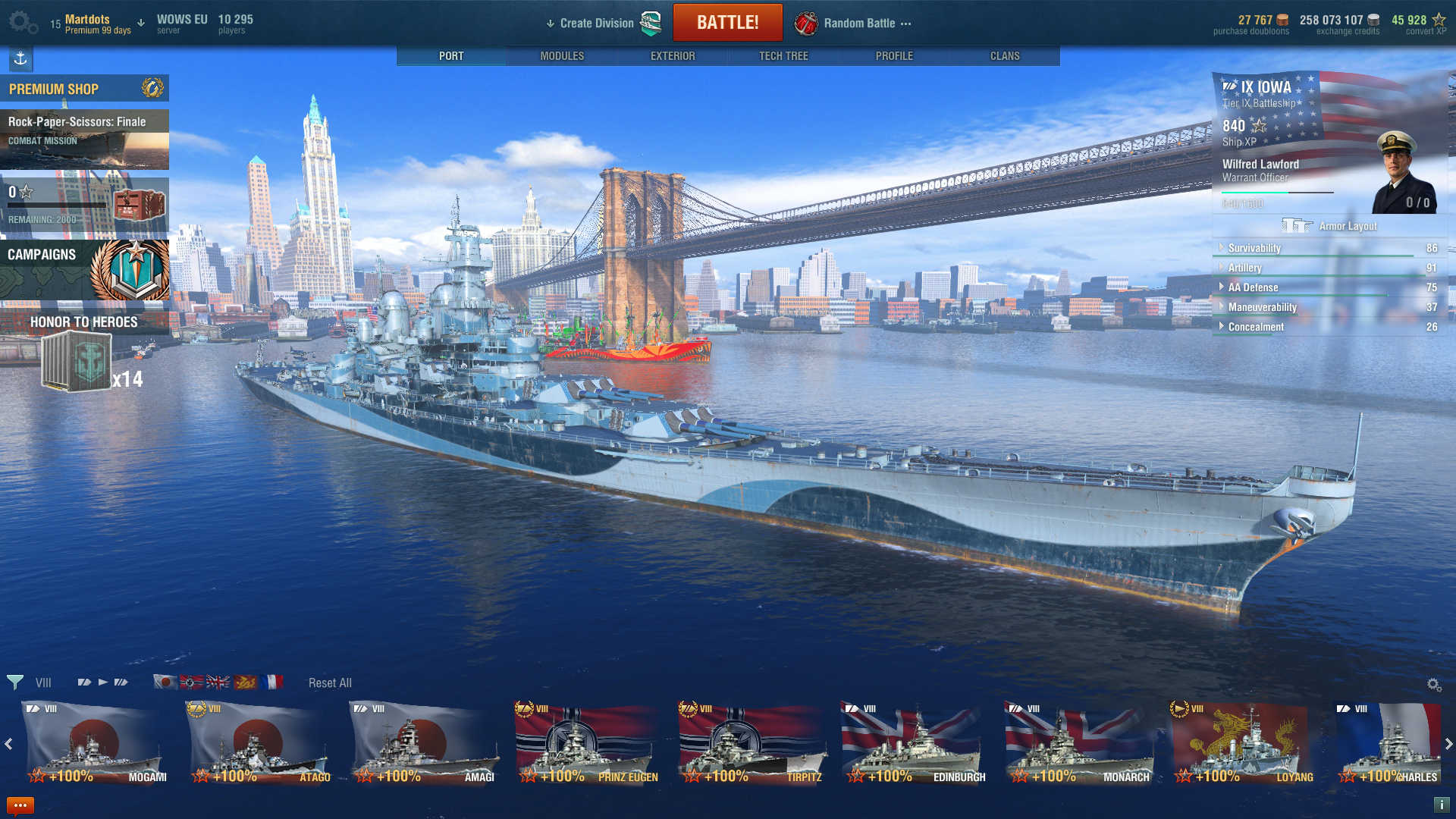 World of Warships on Steam