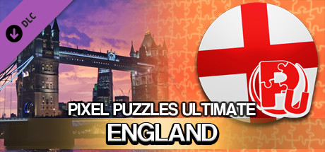 Jigsaw Puzzle Pack - Pixel Puzzles Ultimate: England