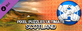 Jigsaw Puzzle Pack - Pixel Puzzles Ultimate: Scotland Screenshot Gameplay