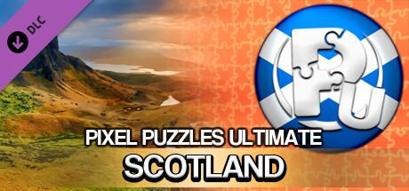 Pixel Puzzles Ultimate - Puzzle Pack: Scotland
