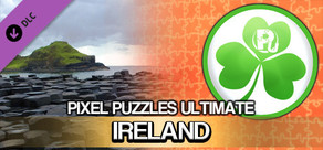 Pixel Puzzles Ultimate - Puzzle Pack: Ireland