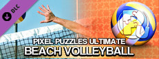Pixel Puzzles Ultimate – Beach Volleyball