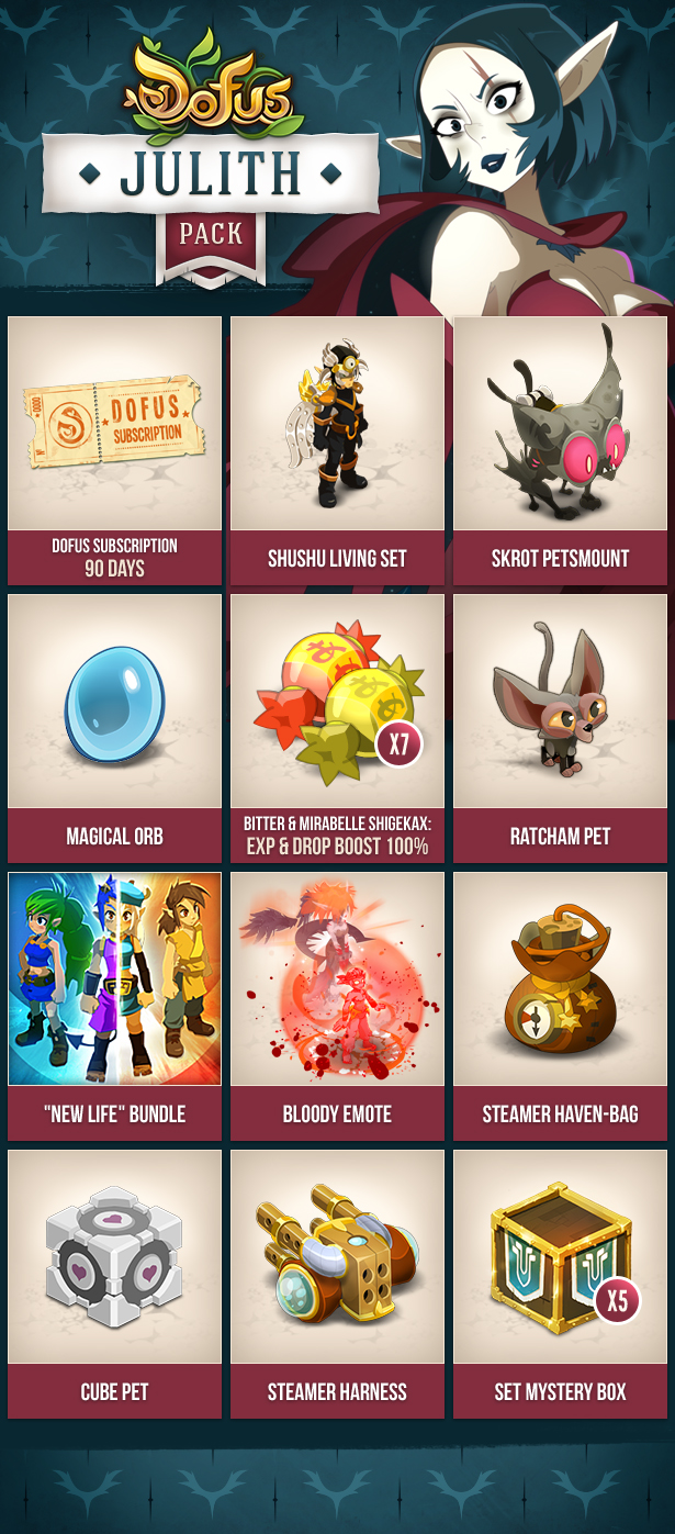 Dofus News Launch Of Pvp Interserver