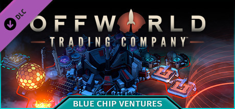 Offworld Trading Company - Blue Chip Ventures DLC cover art