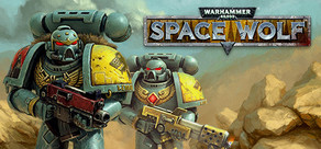 Warhammer 40,000: Space Wolf cover art