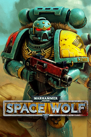 Warhammer 40,000: Space Wolf poster image on Steam Backlog