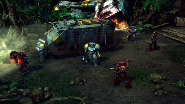 Warhammer 40,000: Space Wolf and similar games - Find your