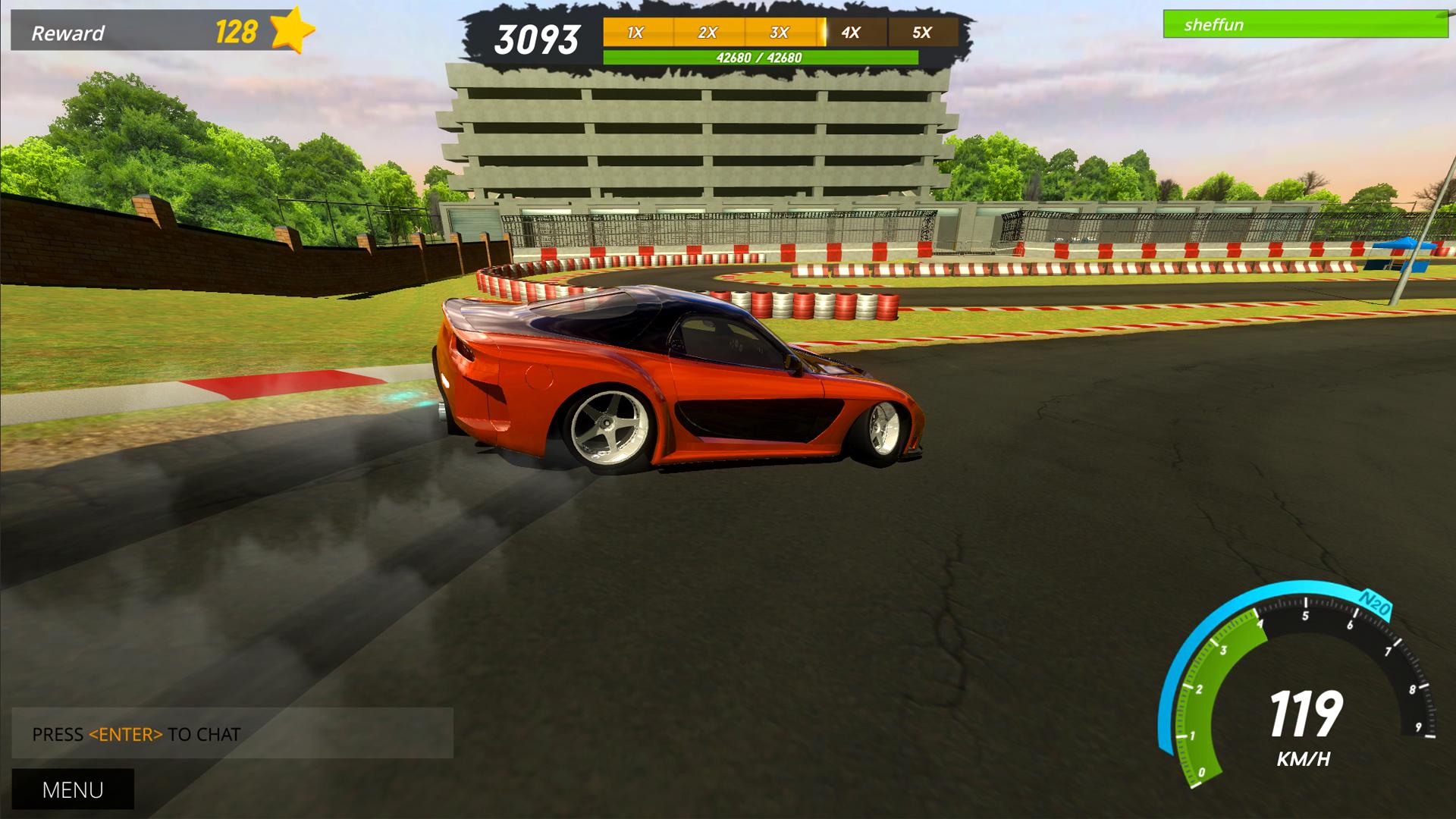 Drift King Game