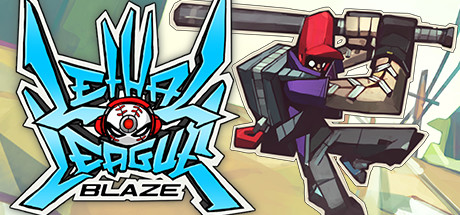 Lethal League Blaze cover art