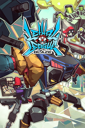 Lethal League Blaze poster image on Steam Backlog