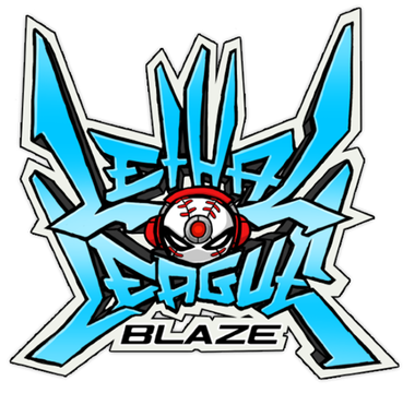 Lethal League Blaze logo