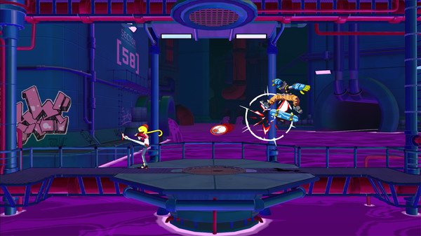 Lethal League Blaze Screenshot 2