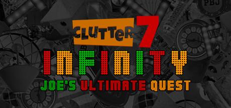 Clutter 7: Infinity, Joe's Ultimate Quest