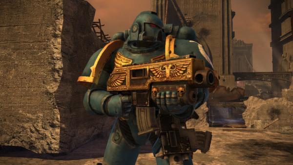 Warhammer 40,000: Space Marine - Golden Relic Bolter (DLC)