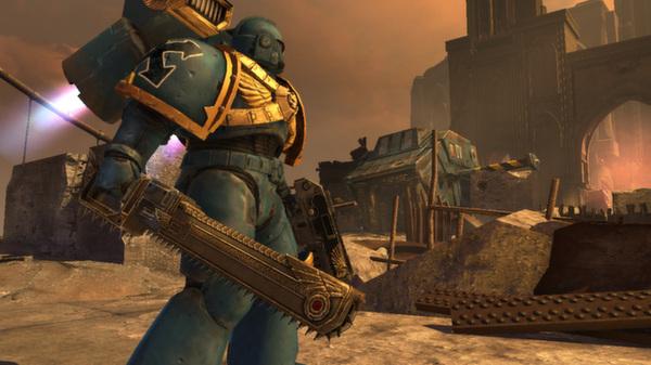 Warhammer 40,000: Space Marine - Golden Relic Chainsword (DLC)