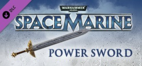 Warhammer 40,000: Space Marine - Power Sword cover art