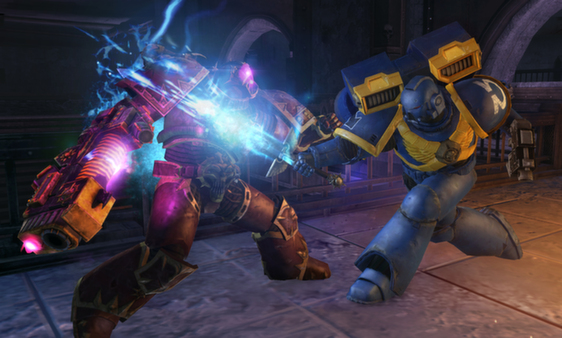 скриншот Warhammer 40,000: Space Marine - Power Sword 0