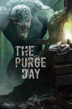 The Purge Day poster image on Steam Backlog