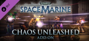 Warhammer 40,000: Space Marine - Chaos Unleashed Map Pack cover art