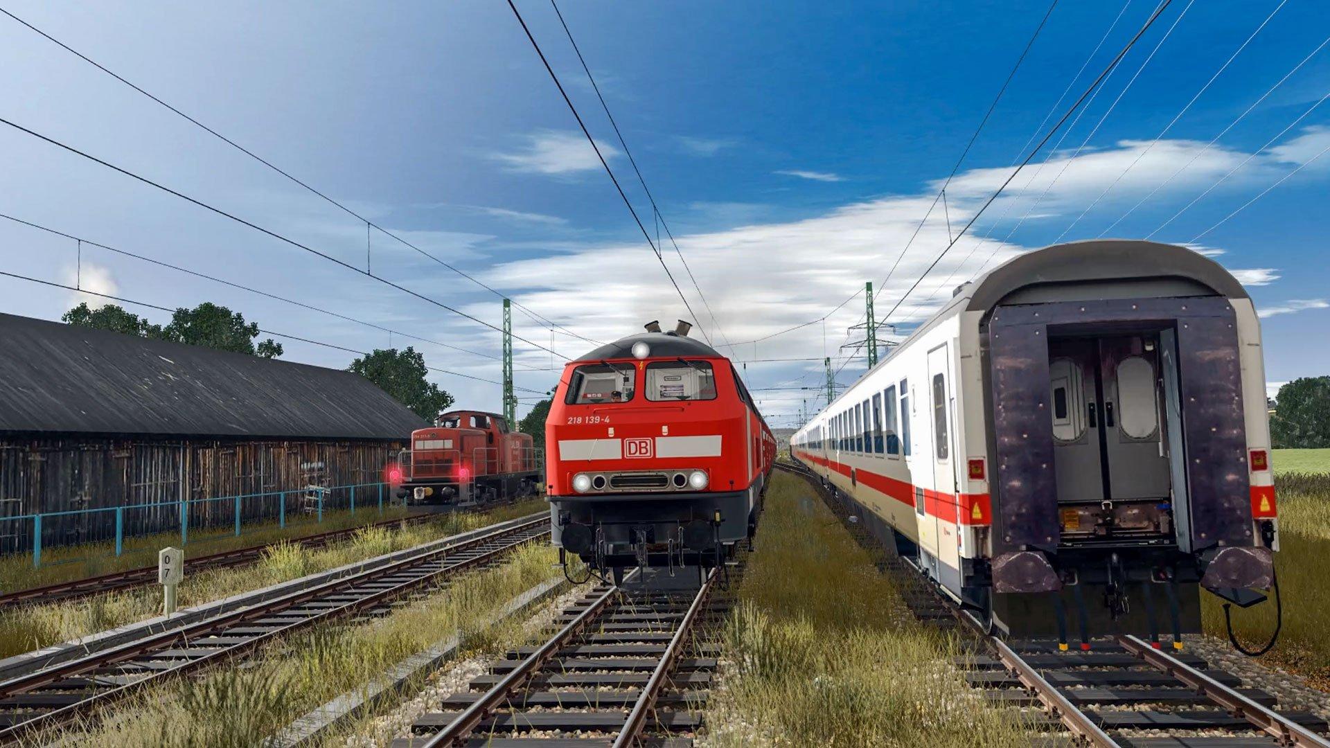 run 8 train simulator download