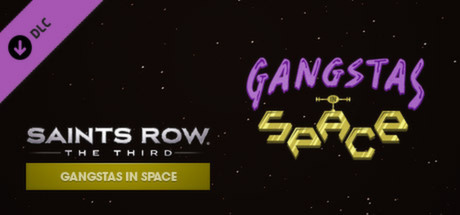 Saints Row: The Third - Gangstas In Space cover art
