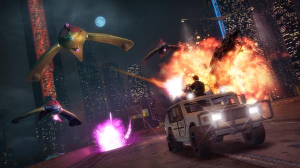 Saints Row: The Third - Gangstas in Space (DLC)