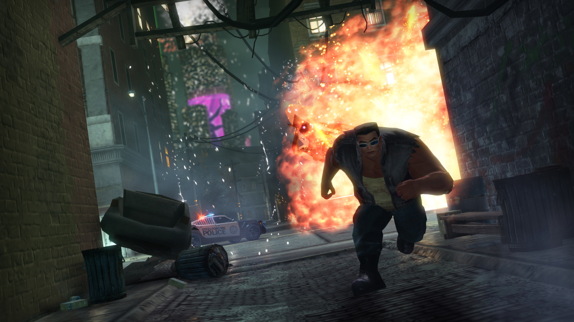 Saints Row: The Third - The Trouble with Clones DLC en Steam