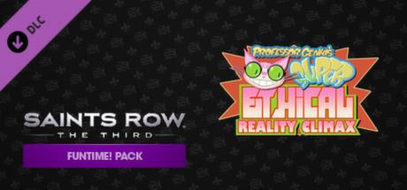 Купить Saints Row: The Third - FUNTIME! Pack (DLC)