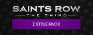 Saints Row: The Third - Z Style Pack