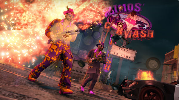 Saints Row: The Third Z Style Pack (DLC)