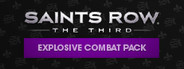 Saints Row: The Third - Explosive Combat Pack
