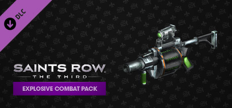 Saints Row: The Third Explosive Combat Pack