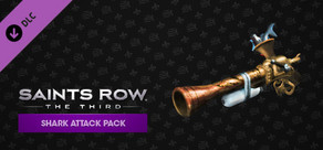 Saints Row: The Third - Shark Attack Pack cover art