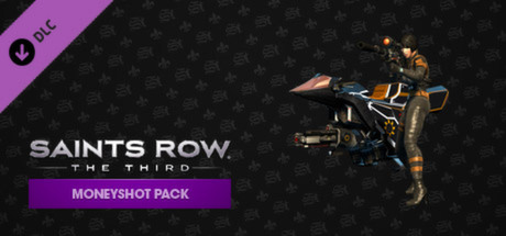 Купить Saints Row: The Third - Money Shot Pack