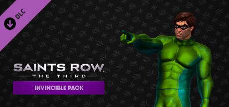 Купить Saints Row: The Third Invincible Pack (DLC)
