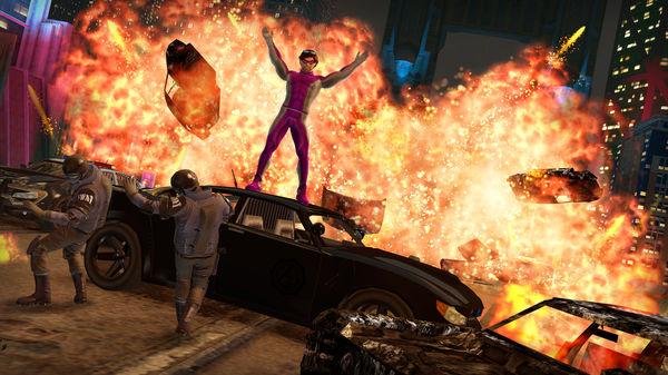 Saints Row: The Third Invincible Pack (DLC)